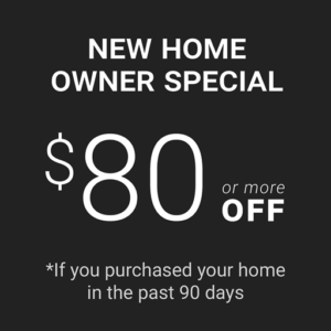 New Home Owner Special Coupon