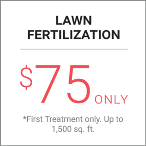 Lawn Fertilization coupon